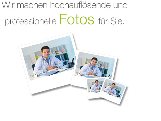 Professionelle Fotos bei Medicus Marketing
