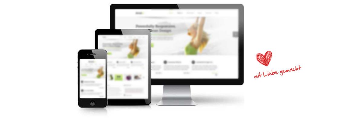 Mit Medicus Marketing bekommen Sie ein individuell, auf Sie zugeschnittenes Design!